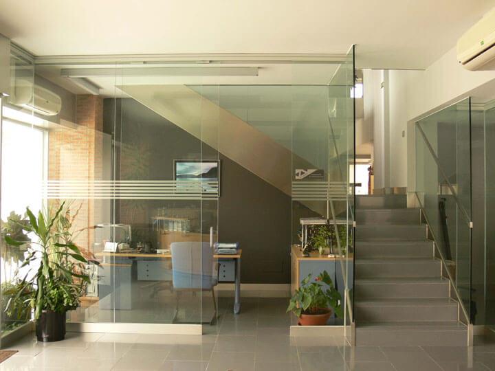 Interior de oficinas de Wurth